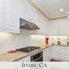 Rental info for 3 Bedrooms Condo - Experience A Prestige Southe... in the Irvine area