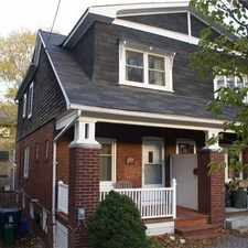 Rental info for 157 Gainsborough Road in the The Beaches area