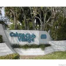 Rental info for 13250 SW 88 Te #107 in the The Crossings area