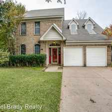 Rental info for 4206 Hearthside Drive in the Fort Worth area