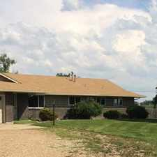 Rental info for Single family home for rent very close to Longmont and Niwot