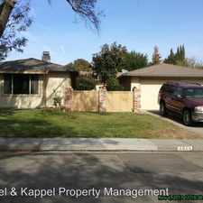 Rental info for 2810 Calaveras Dr