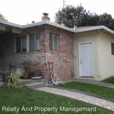 Rental info for 134 Bangor Ave. in the Anderson East area