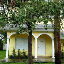 Rental info for 1217 Colonial Palms Way