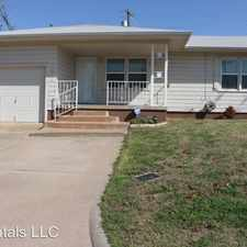 Rental info for 3801 NW Arlingrton Ave.