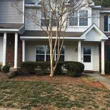 Rental info for 5809 Cougar Lane in the West Sugar Creek area