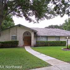 Rental info for 6226 Hickory Hollow in the San Antonio area