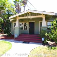 Rental info for 2661 A Street in the San Diego area