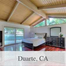 Rental info for 4 Bedrooms Guesthouse - Located Within The Pres... in the Duarte area