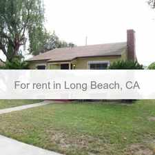 Rental info for House In Quiet Area, Spacious With Big Kitchen.... in the Long Beach area