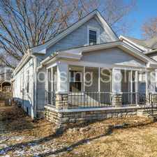 Rental info for Beautiful Hardwood Floors in this Charming Historic Independence home in the Independence area