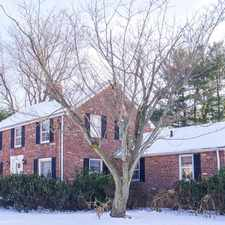 Rental info for CHARMING Colonial 3BR 1.5Bath in the Agawam Town area