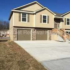 Rental info for New home in Independence in the Independence area