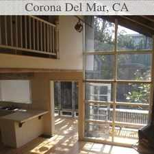 Rental info for Two Car In Closed Garage, Plus 2 Cars In The. in the Newport Beach area