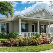 Rental info for House For Rent In Vero Beach. 2 Car Garage!
