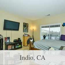Rental info for This Home Is Located In A Gated Community. Park... in the Indio area