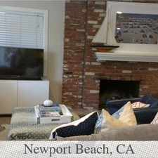 Rental info for 1 Block To South Or North Bay Front! in the Newport Beach area