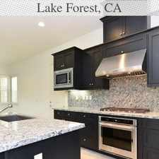 Rental info for 4 Bedrooms House - Welcome To The New Luxurious... in the Lake Forest area