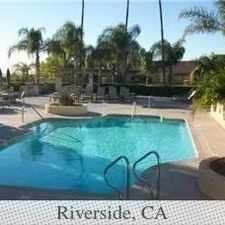Rental info for 2 Bedrooms - Crest The Luxurious Gated Condomin... in the Riverside area