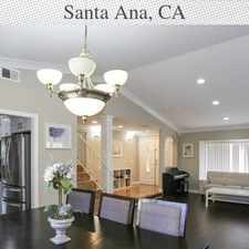 Rental info for South Coast Metro Beauty In A Highly Desired Ar... in the Santa Ana area