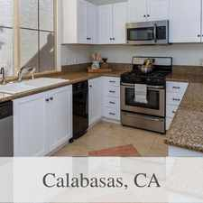 Rental info for The Best Of The Best In The City Of Calabasas! ... in the Calabasas area
