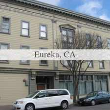 Rental info for Upstairs One Bedroom Apartment In Oldtown Eureka