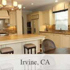Rental info for Fully Furnished Former Model Plan Colinas. in the Irvine area