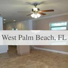 Rental info for 3 Bed, 3 Bath, Safe Neighborhood in the West Palm Beach area