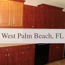 Rental info for 3 Bedrooms House - GREAT UPGRADED 3 BED 2 BATH ... in the West Palm Beach area