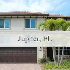 Rental info for BRAND NEW 5 Bedroom 3 Bath Home In New Communit... in the Jupiter area