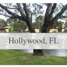 Rental info for Amazing 2 Bedroom, 3 Bath For Rent. Washer/Drye... in the Pembroke Pines area