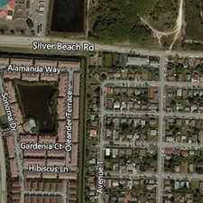 Rental info for House For Rent In Riviera Beach. Washer/Dryer H... in the Riviera Beach area