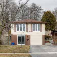 Rental info for 731 Wesley Drive