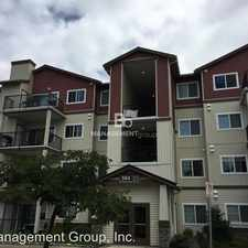 Rental info for 590 NW Lost Springs Terrace #401 in the Beaverton area