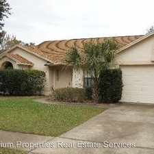 Rental info for 1719 Singing Palm Dr in the Apopka area