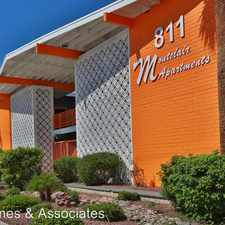 Rental info for 811 N Alvernon Way #106-N in the Miramonte area