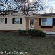 Rental info for 6551 Carriage Lane