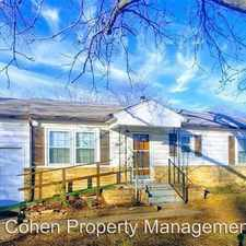 Rental info for 7361 E Independence St in the Tulsa area
