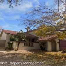 Rental info for 3856 S. Torrey Pines Drive in the Las Vegas area