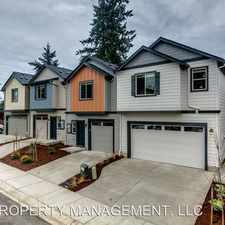 Rental info for 11229 NE 14th Ct in the Salmon Creek area