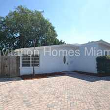 Rental info for Charming 3/2 in the Fort Lauderdale area