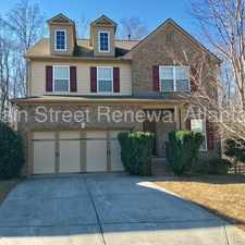 Rental info for Welcome Home in the Atlanta area