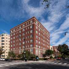 Rental info for The Shelburne in the Dupont Circle area