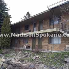 Rental info for SOUTHWEST Spokane - 2 Bedroom, 1 Bath Apartment with Carport in the Spokane area