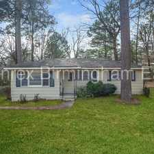 Rental info for Warm and Cozy! in the Killbough Springs area