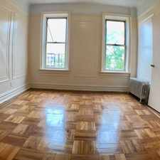 Rental info for 1084 New York Avenue in the New York area