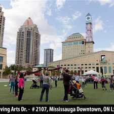 Rental info for 4090 Living Arts Drive #2107 in the Mississauga area