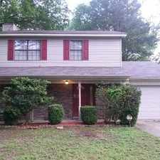 Rental info for 708 Pattywood Drive in the Bryant area