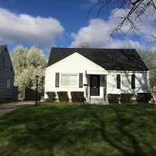 Rental info for 3 Bedroom in the North Linden area