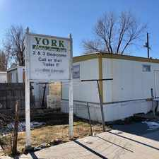 Rental info for 4765 York St